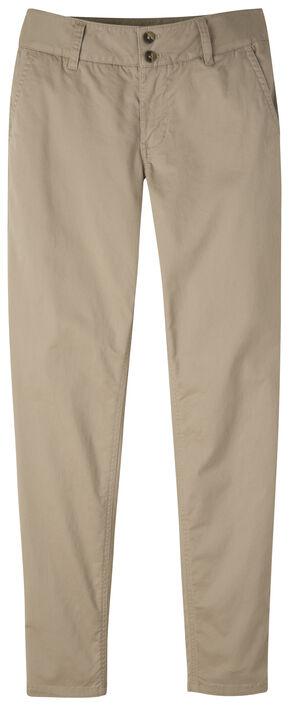 Mountain Khakis Women's Sadie Skinny Chino Pants - Petite, Beige, hi-res