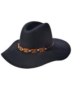 Silverado Women's Etta Wool Hat  , Black, hi-res