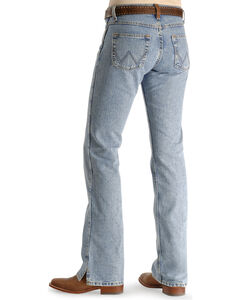"Wrangler Jeans - Cash Ultimate Riding - 30"", 32"", 34"", 36"", Blue Blitz, hi-res"