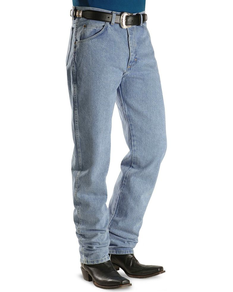 Wrangler Jeans - Rugged Wear Relaxed Fit, Vintage Indigo, hi-res