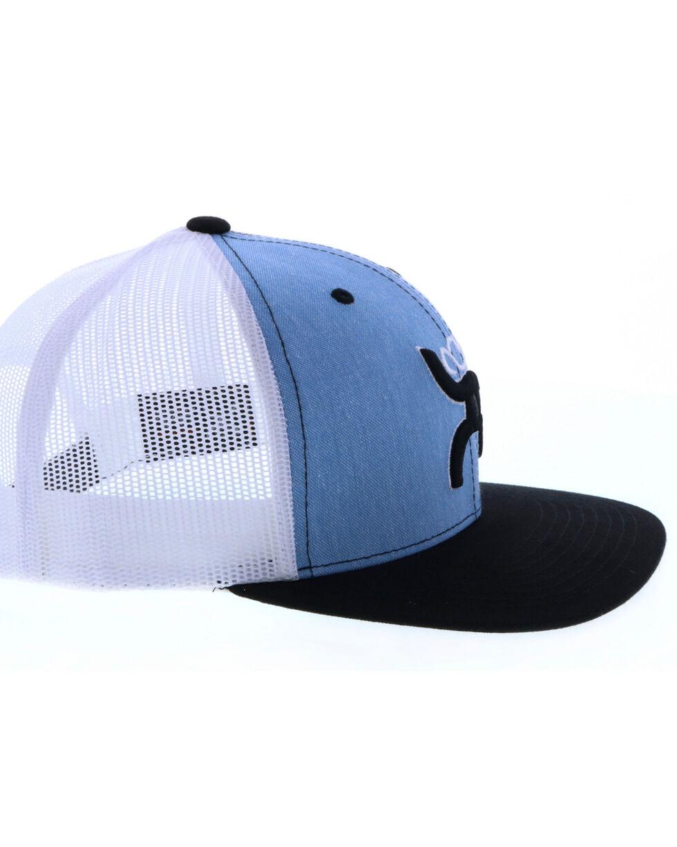 Hooey Men's Roughy Trucker Baseball Cap , , hi-res