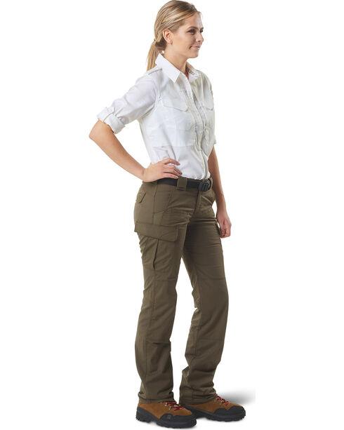 5.11 Tactical Women's Spitfire Shooting Shirt , White, hi-res