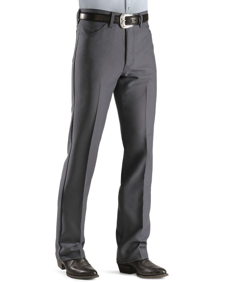 Wrangler Wrancher Dress Jeans, Charcoal Grey, hi-res