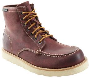 Eastland Men's Oxblood Lumber Up Boots , Red, hi-res