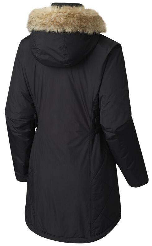 Mountain Hardwear Women's Black Potrero Parka, Black, hi-res