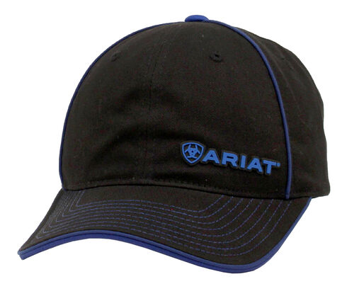 Ariat Flex Fit Cap, Black, hi-res