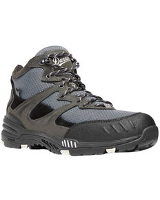 Danner Men's Gray Springfield Waterproof Shoes - Composite Toe , Multi, hi-res