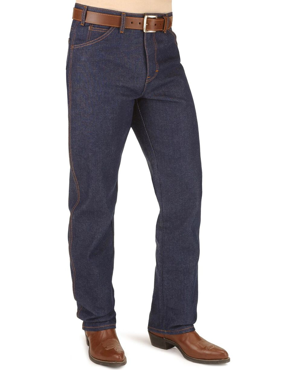 Dickies Regular Fit Rigid Work Jeans, Indigo, hi-res