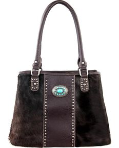 Montana West Trinity Ranch Hair-On Leather Collection Handbag.  88.99  Original Price  74.80 Sale ... 2c2e2b320efdb