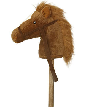 Aurora Giddy-Up Horse Toy, Brown, hi-res