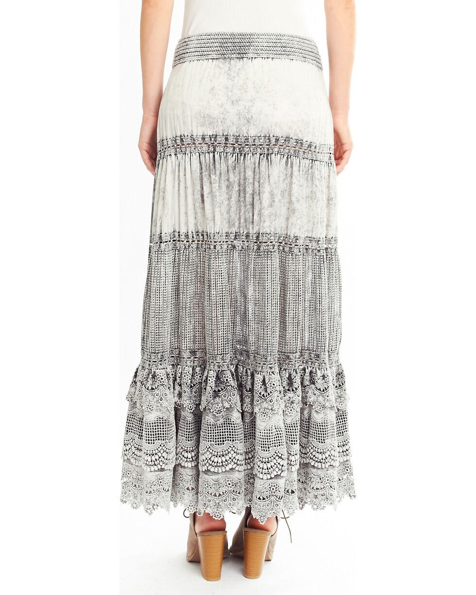 Aratta Women's White Where Ever You Go Skirt , White, hi-res