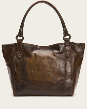 Frye Women's Melissa Shoulder Bag , Dark Brown, hi-res