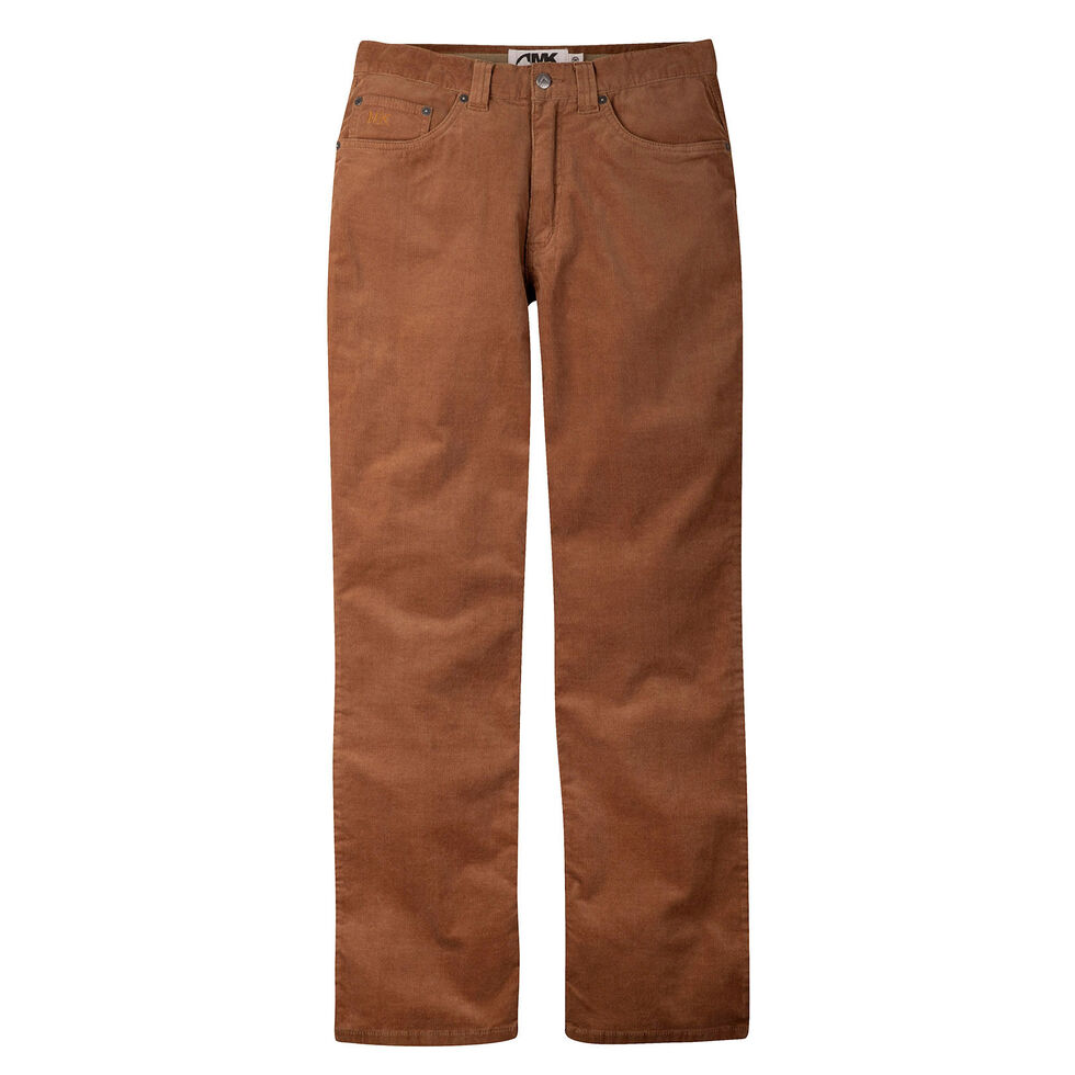 Mountain Khakis Men's Canyon Cord Classic Fit Pants, Brown, hi-res