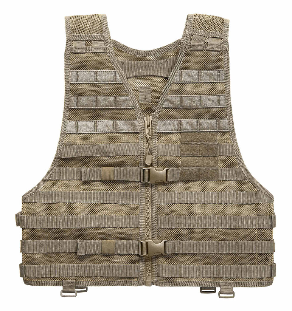 5.11 Tactical VTAC LBE Vest, Sand, hi-res