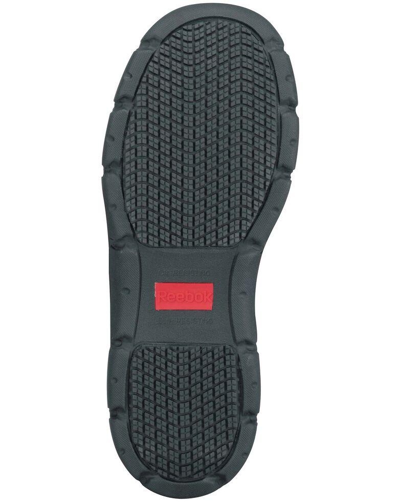 Reebok Men's Sport Grip Shoes - Composite Toe, Black, hi-res