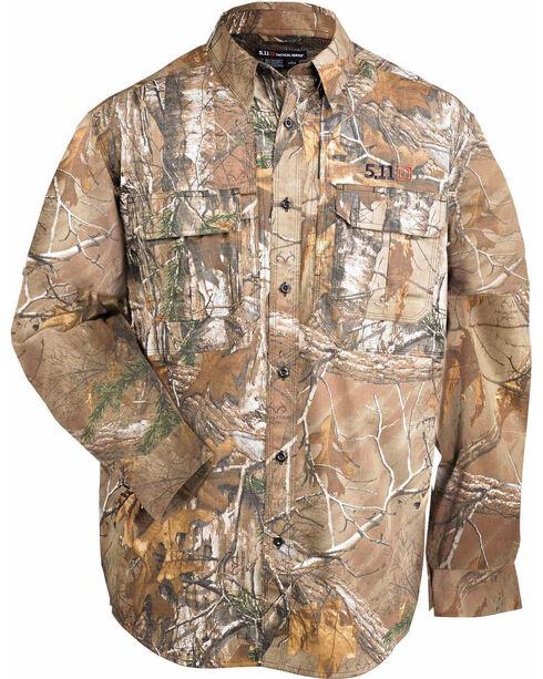 5.11 Tactical Realtree Xtra Taclite Pro Long Sleeve Shirt, Camouflage, hi-res