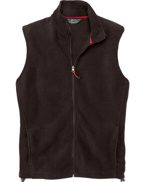 Woolrich Men's Andes II Fleece Vest, Black, hi-res