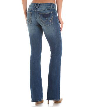 Wrangler Women's Indigo Retro Sadie Jeans - Boot Cut , Indigo, hi-res
