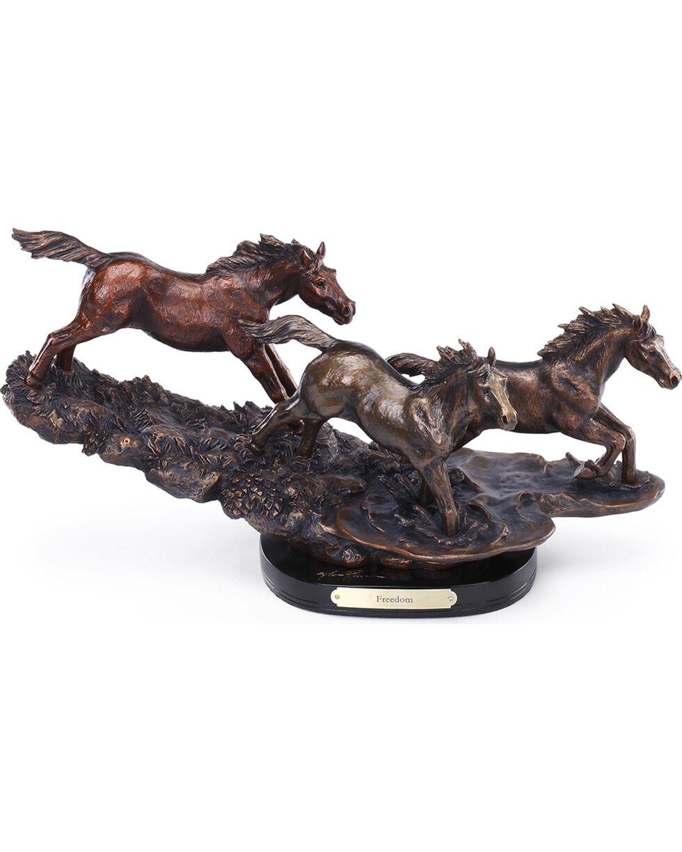 Big Sky Carvers Freedom Galloping Horses Sculpture, Bronze, hi-res