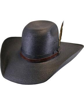 Larry Mahan 30X Hodge Palm Hat , Black, hi-res