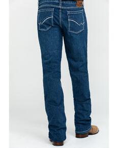 Wrangler 20X Men's No.42 Clyde Park Light Vintage Boot Jeans , Blue, hi-res