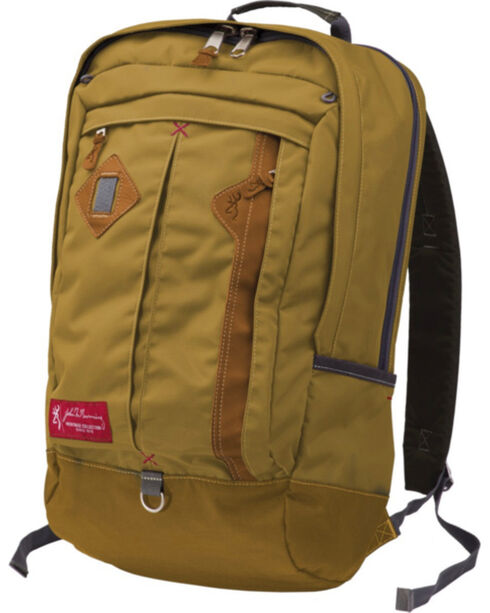 Browning Taupe Heritage Taos Commuter Day Pack , Taupe, hi-res