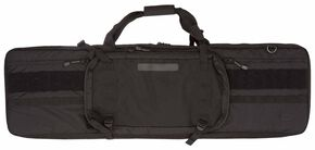 "5.11 Tactical VTAC MK II 42"" Double Rifle Case, Black, hi-res"