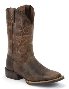 Men S Justin Boots Sheplers