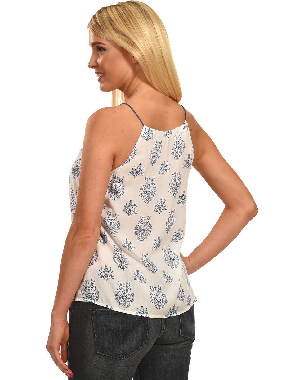Polagram Women's Pattern Sleeveless Tank Top , , hi-res