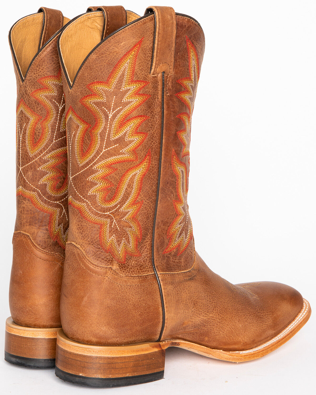Cody James Men's Brown Stockman Cowboy