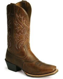 Ariat Legend Cowboy Boots, , hi-res
