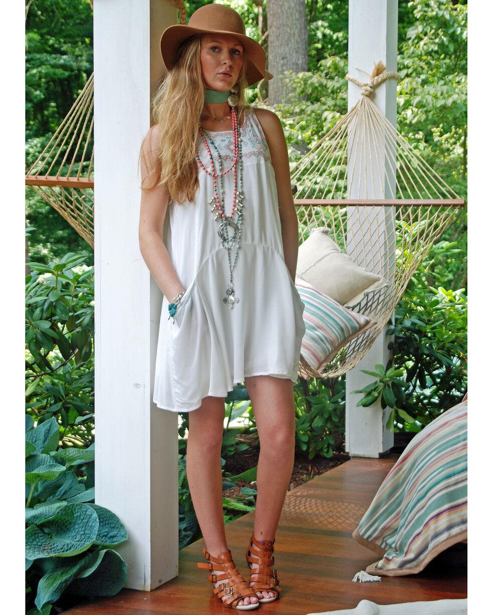 Tasha Polizzi Women's Ivory Madeline Dress , Ivory, hi-res
