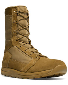 Danner Men's Tachyon Coyote Duty Boots - Soft Toe, Tan, hi-res