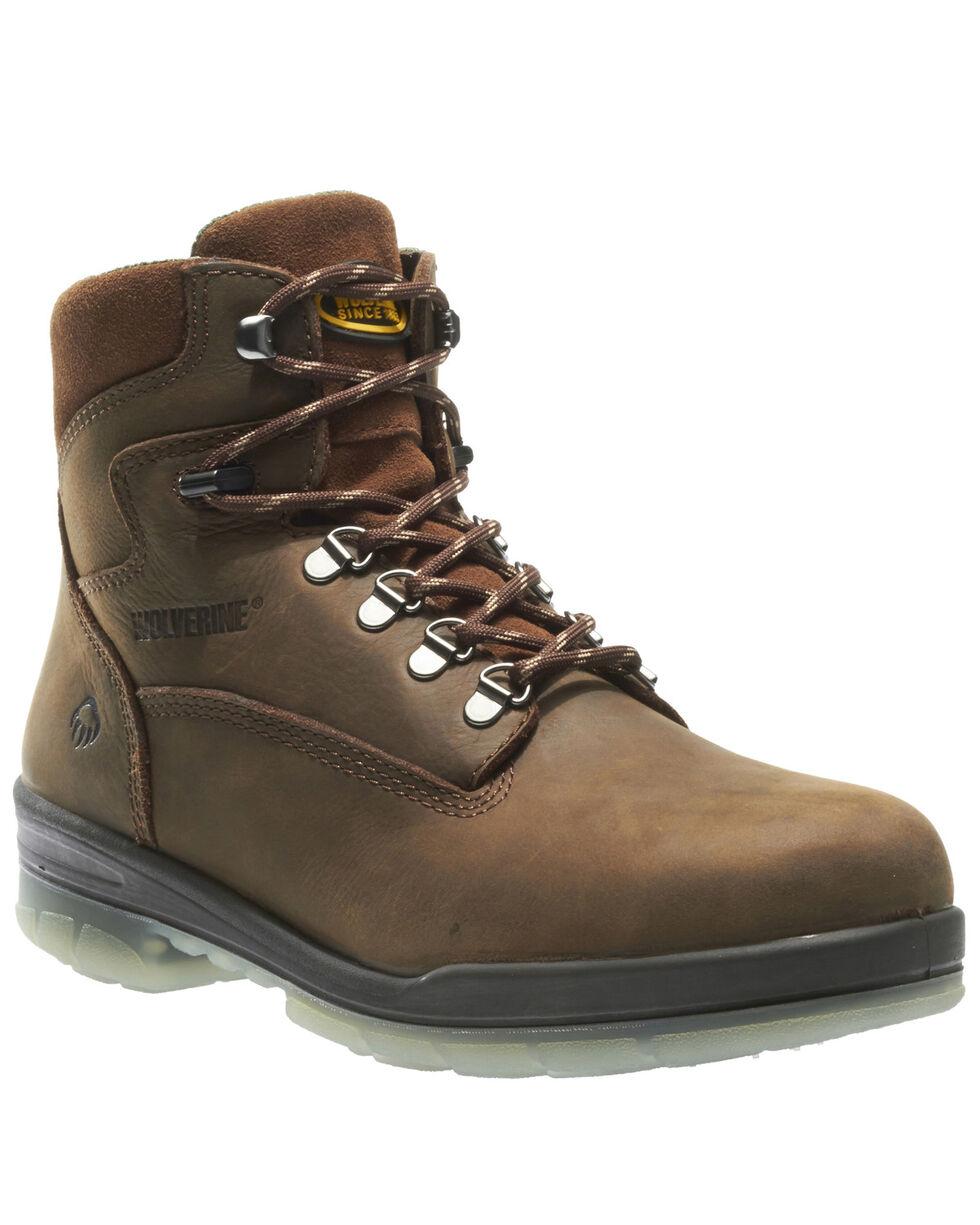 Wolverine Men's Durashocks Waterproof Insulated Work Boots - Steel Toe, Ceramic, hi-res