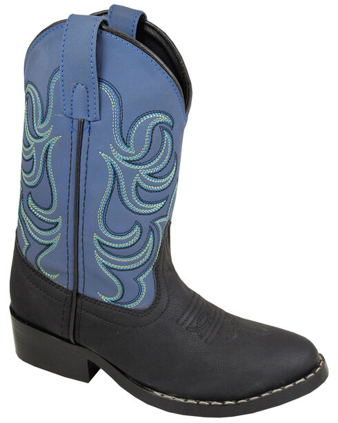 Smoky Mountain Boys' Monterey Western Boots - Round Toe, , hi-res
