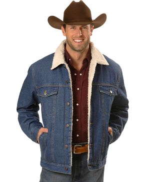 Men's Denim Coats & Jean Jackets - Sheplers