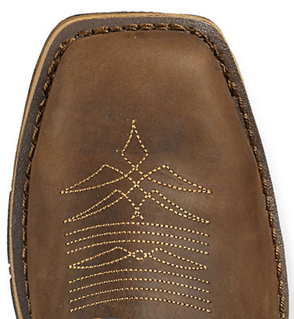 Irish Setter by Red Wing Shoes Men's Marshall Brown and Rust Work Boots - Soft Square Toe  , Brown, hi-res