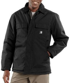 Carhartt Extremes® Arctic Quilt-Lined Coat - Big & Tall, Black, hi-res