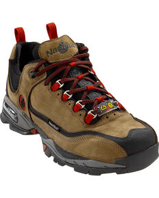 Nautilus Men's Moss ESD Athletic Work Shoes - Steel Toe, Moss, hi-res