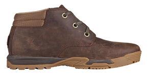 5.11 Tactical Men's Pursuit Chukka Boots, Distressed, hi-res