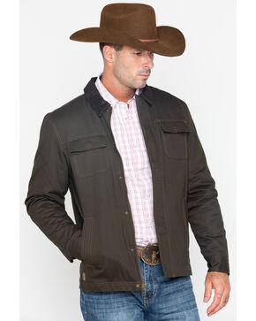 Cody Core Men's Canvas Timberwolf Jacket , Brown, hi-res