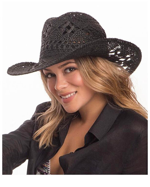 ále by Alessandra Women's Caballera Cowgirl Hat , , hi-res