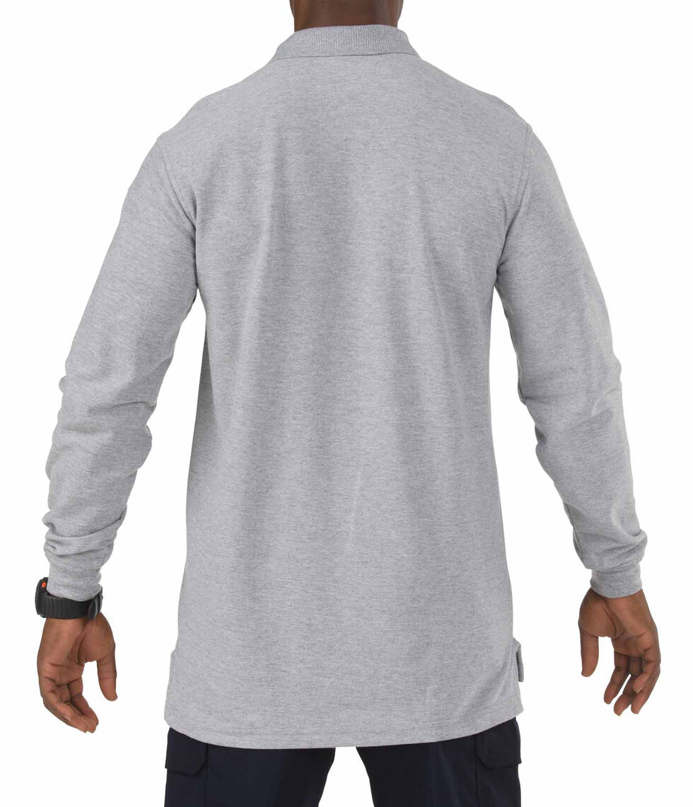 5.11 Tactical Utility Long Sleeve Polo Shirt - 3XL, , hi-res