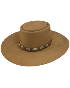 Charlie 1 Horse High Desert Wool Hat, Pecan, hi-res