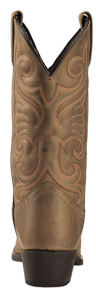 Laredo Women's Bridget Cowgirl Boots - Medium Toe, Tan, hi-res