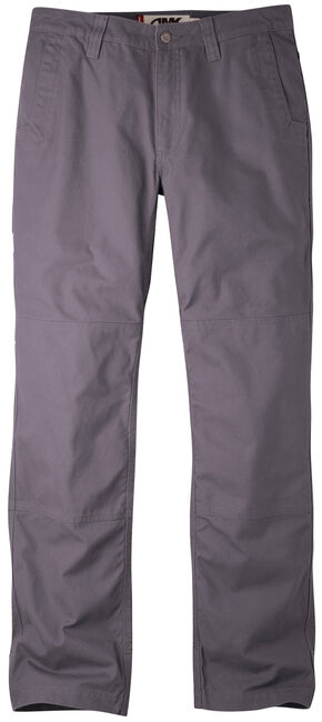 Mountain Khakis Men's Granite Alpine Utility Pants - Slim Fit , Slate, hi-res