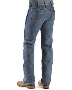 Wrangler Men's Advanced Comfort Cowboy Cut Regular Slim Jeans , Med Stone, hi-res