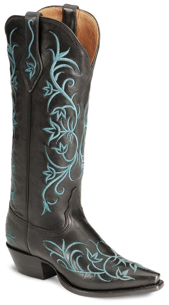 Signature Series Embroidered Floral Boot Tony Lama g5E28J