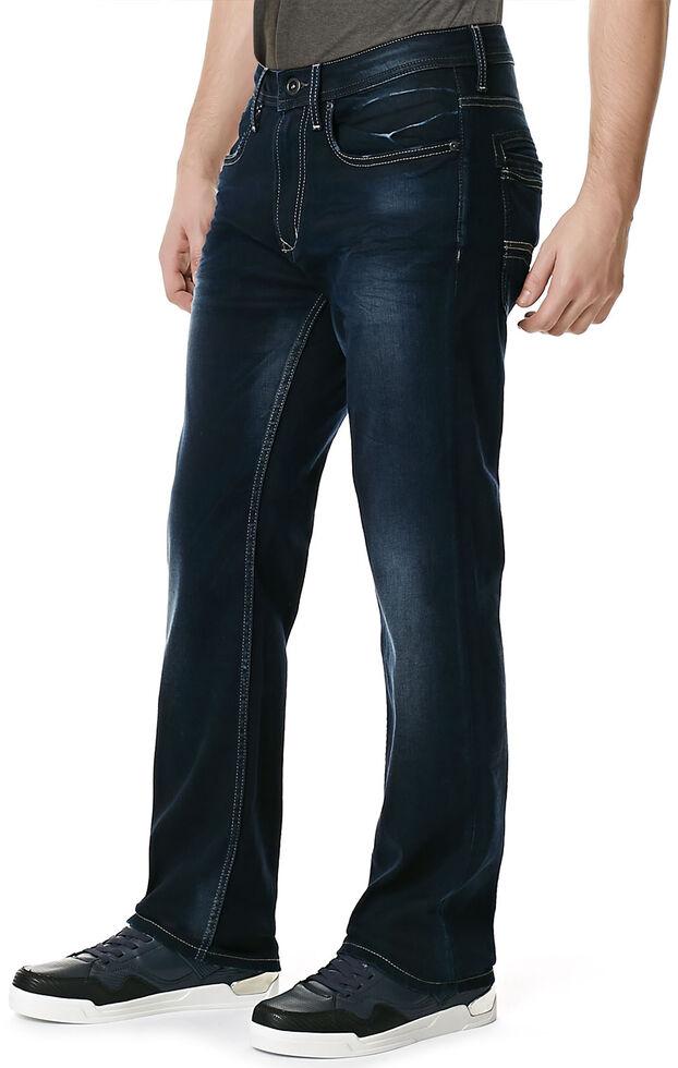 Buffalo Men's Game-X Slim Boot Jeans, Denim, hi-res