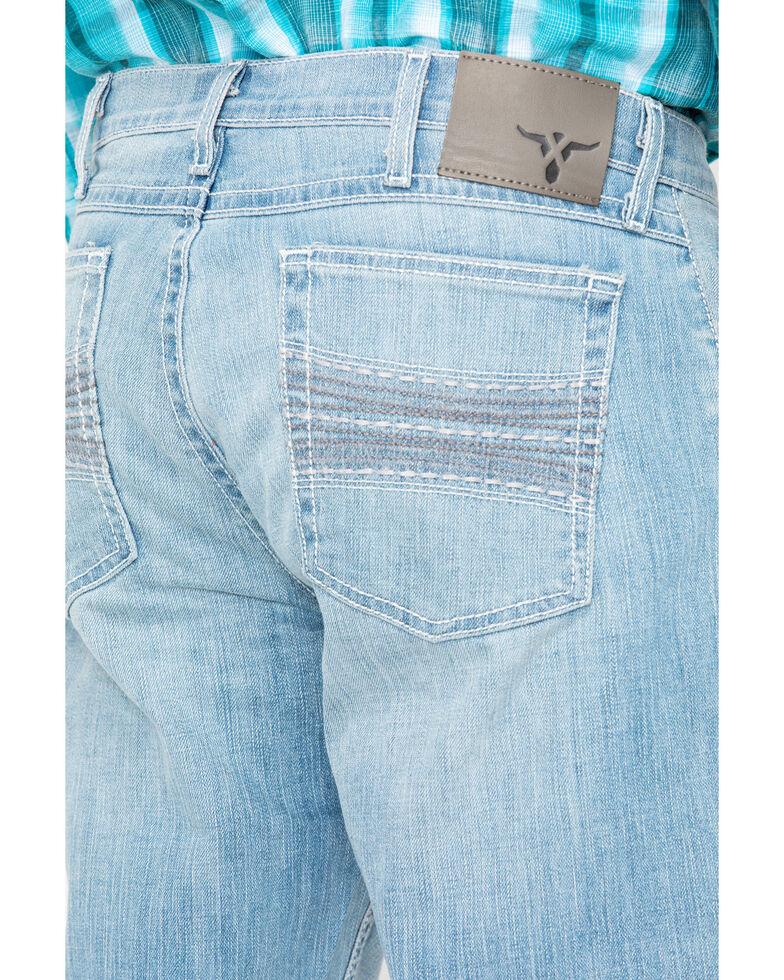 Wrangler 20X Men's Roanoke Bootcut Jeans, Blue, hi-res